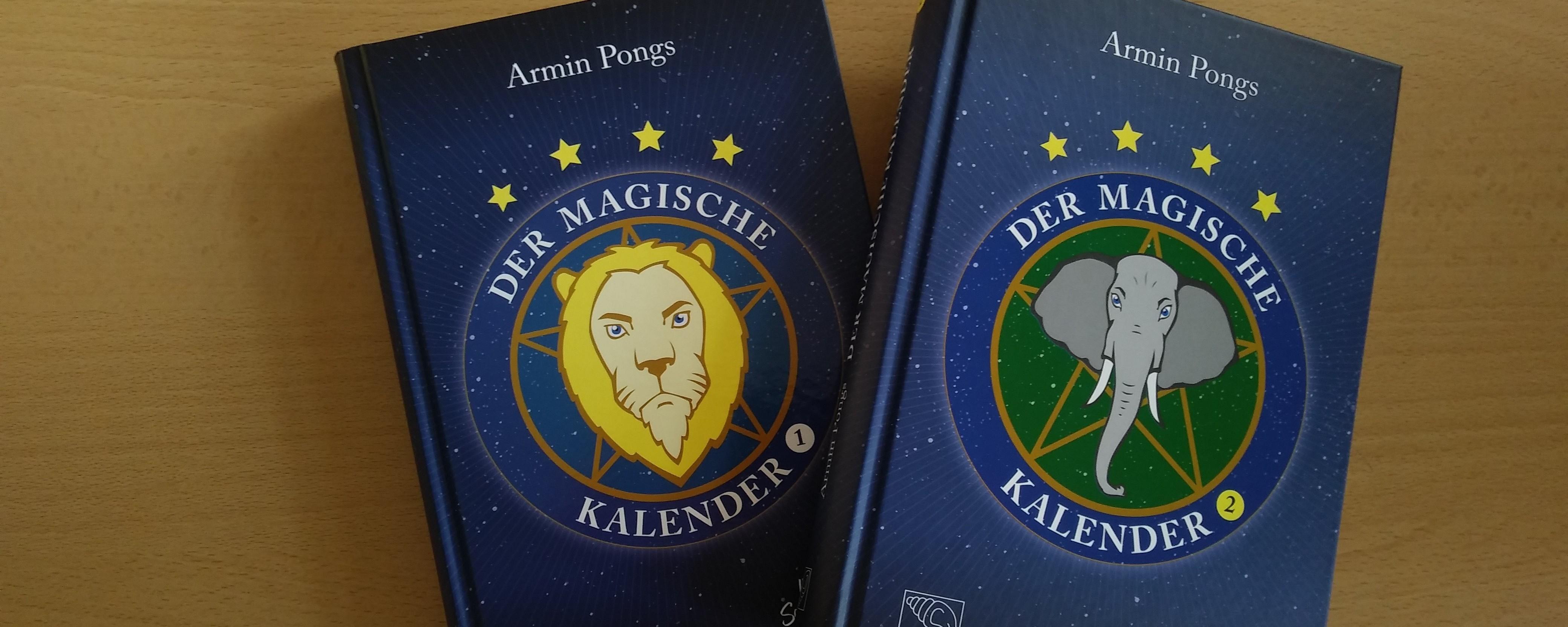 Der Autor Armin Pongs zu Besuch in den beiden 4. Klassen