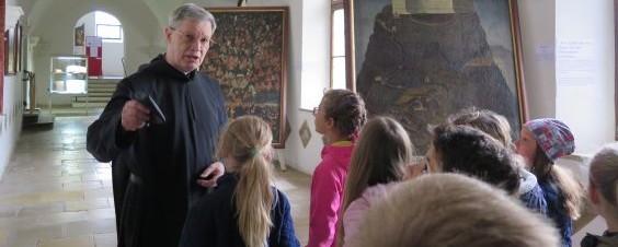 Jubiläums-Ausstellung im Kloster Scheyern