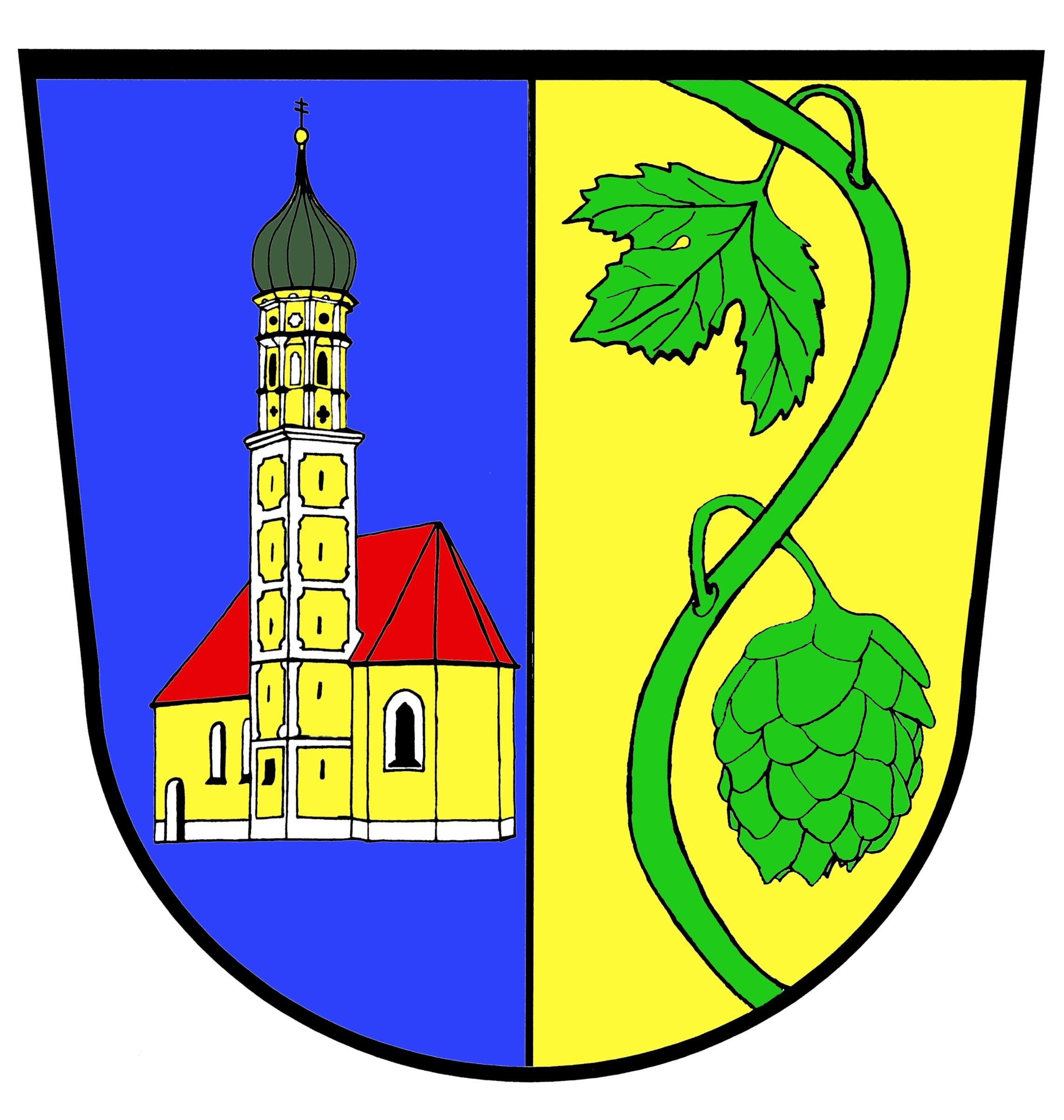 Wappen Strobenried